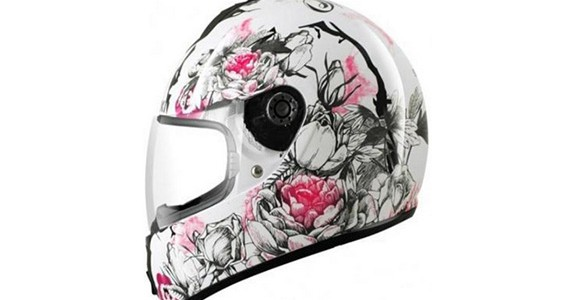 shark s600 rose casque de moto femme pi ces auto moto. Black Bedroom Furniture Sets. Home Design Ideas