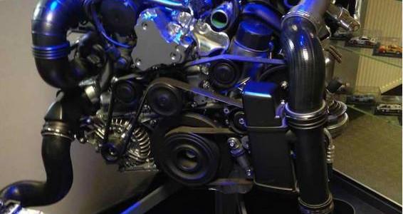 Boîtier additionnel moteur Mercedes