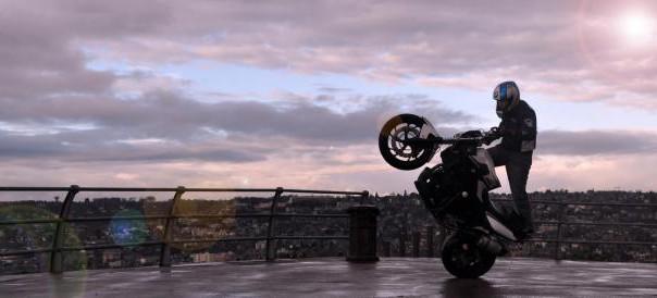 Stunt en France