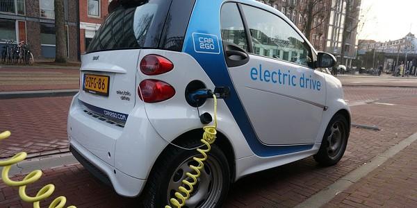 Voiture électrique éligible pour une vignette CRIT'Air